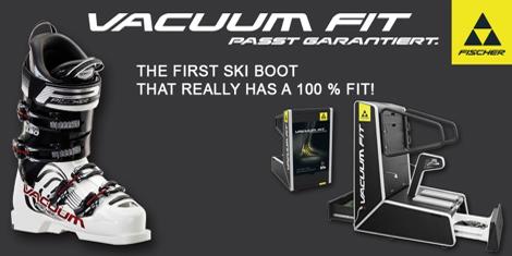 Fischer Vacuum Fit: Three-step process