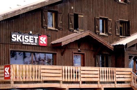 Ski rental le hameau isola 2000